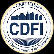 U.S. Department of the Treasury Certified CDFI